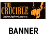 The Crucible Outdoor Banner
