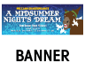 A Midsummer Night's Dream Banner