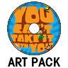 You Can't Take It With You Logo