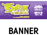 Banner for Shrek the Musical